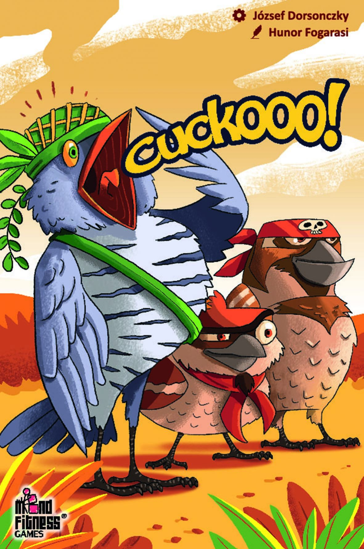 Cuckooo! -  Mind Fitness Games